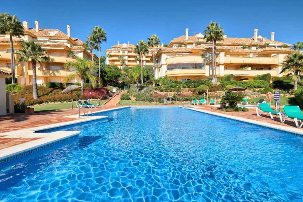 Appartement rez de chaussée en vente à Elviria Hills, Marbella