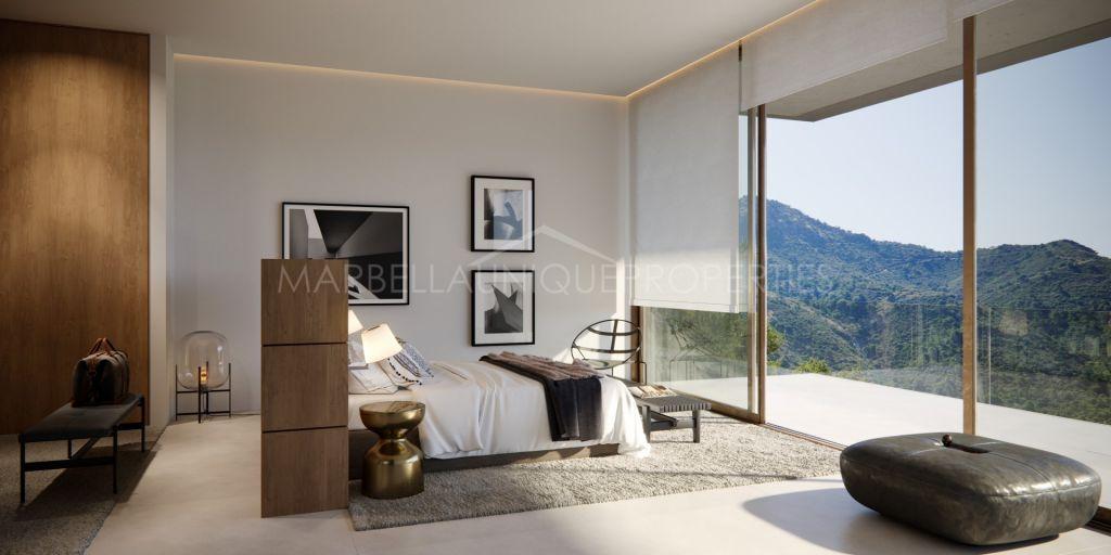 Sustainable uniquely designed 4 bedroom new build villa in Monte Mayor, Benahavis