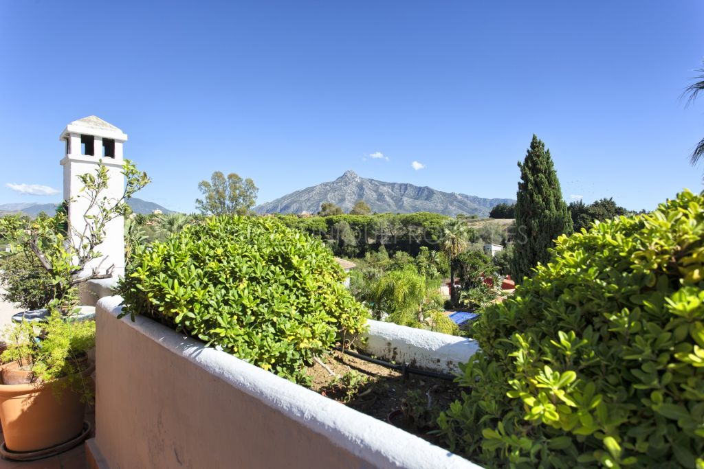 Lovely 3 bedroom duplex penthouse in Los Toreros, Nueva Andalucia