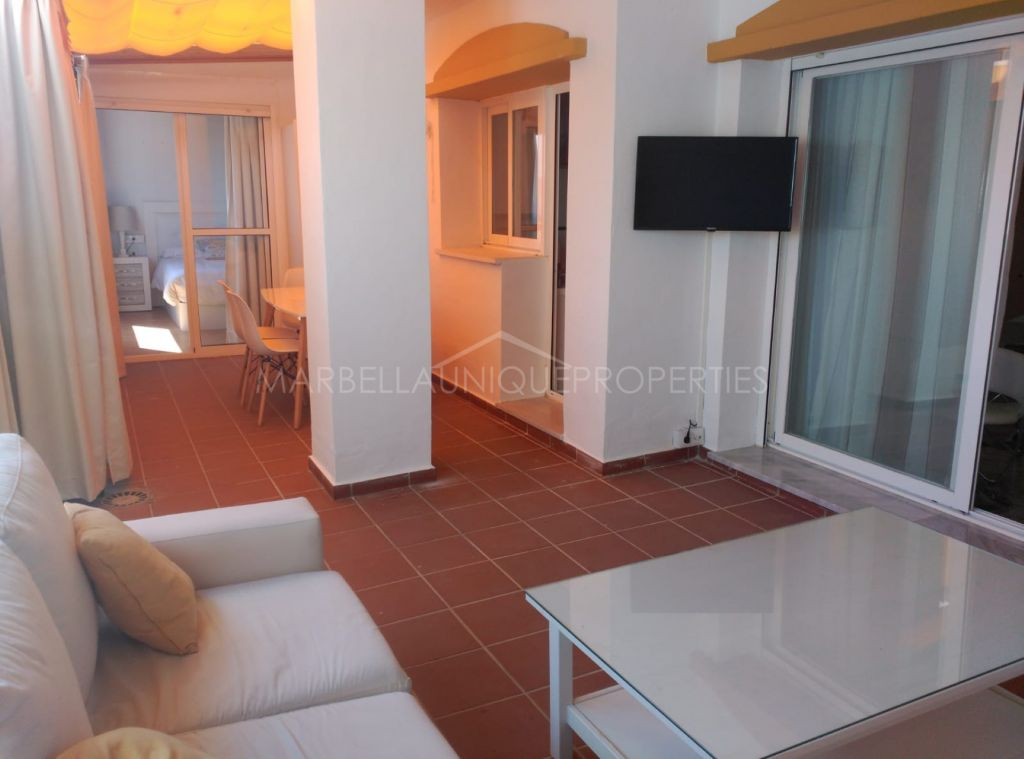 Appartement en location à La Dama de Noche, Marbella