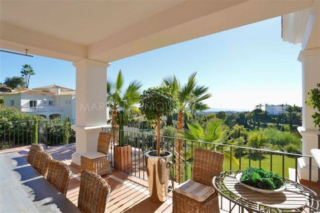 Exclusive 7 bedroom designer villa in Marbella Hill Club, Golden Mile