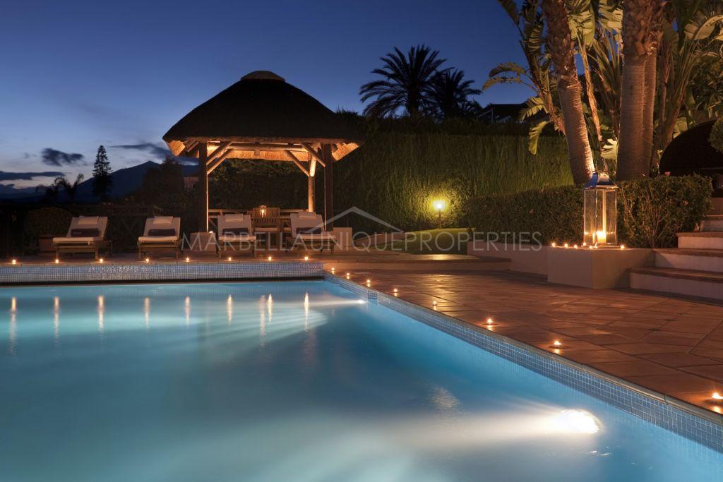 An exclusive modern villa in Sierra Blanca, The Golden Mile
