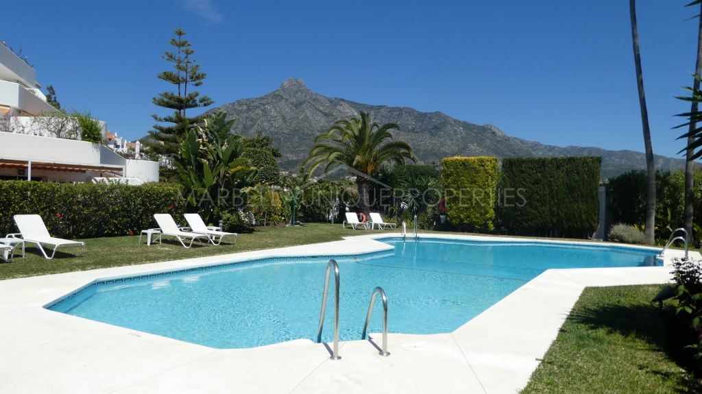 Appartement en location à Ancon Sierra IV, Marbella