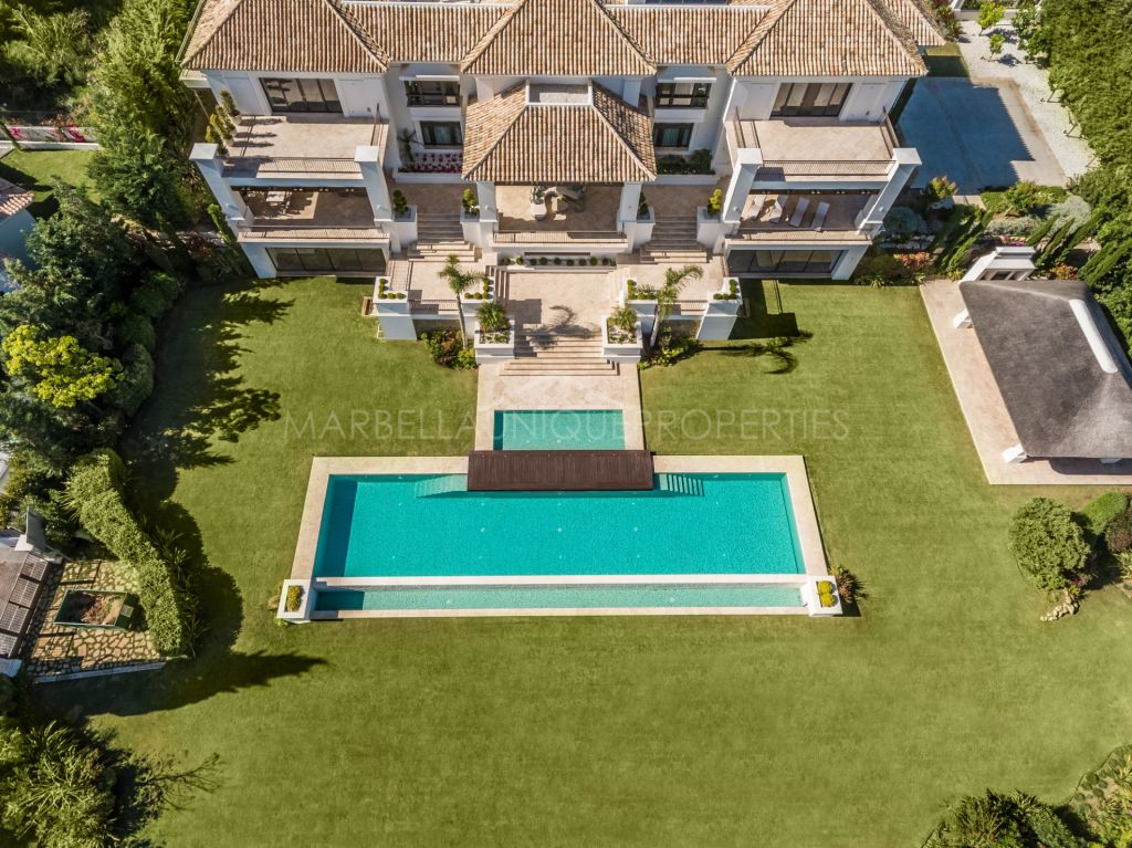 An outstanding 7 bedroom mansion in Sierra Blanca, The Golden Mile