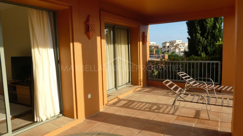 Splendid groundfloor apartment in Benatalaya