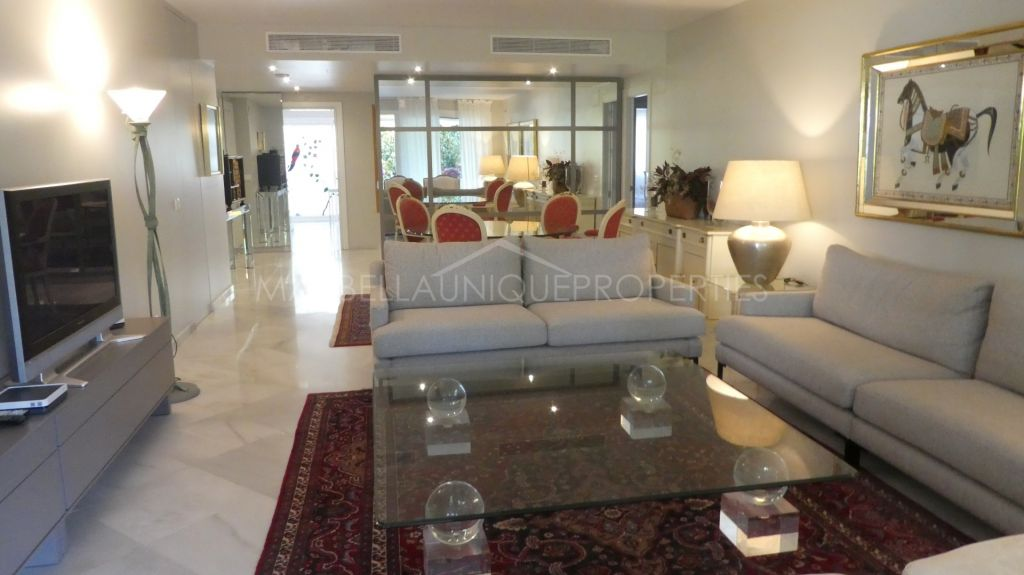 An Apartment in the centre of Marbella, second beach line