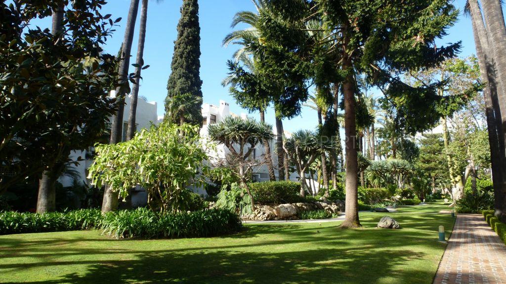 Cozy groundfloor apartment for sale in La Alcazaba
