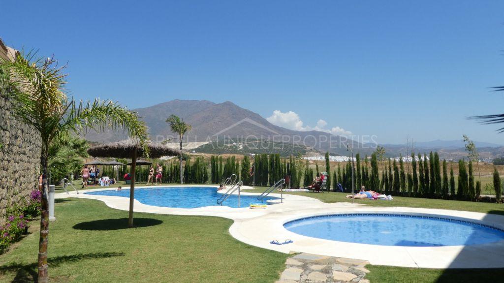 Maravillosa casa adosada mediterránea cerca de Estepona Golf
