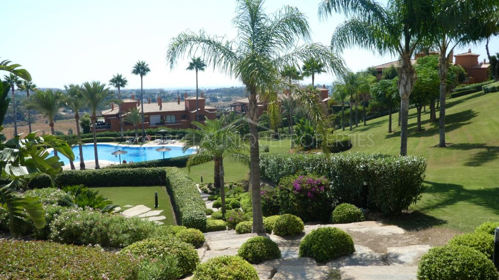 A comfortable 2 bedroom apartment in Las Lomas de Conde Luque, Benahavís
