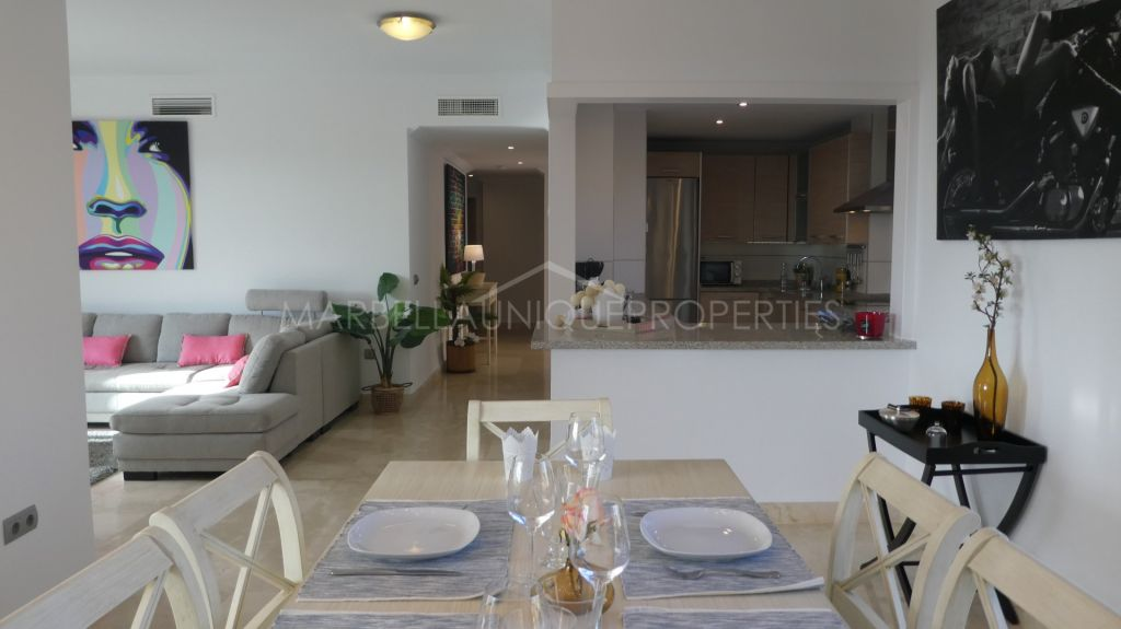 A Beautiful 3 bedroom penthouse in Hacienda de Señorio de Cifuentes, Benahavís