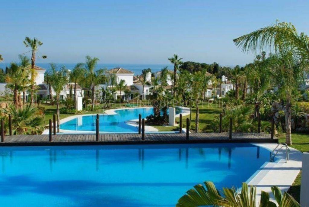 A designer villa in Las Lomas de Magna Marbella, Golden Mile