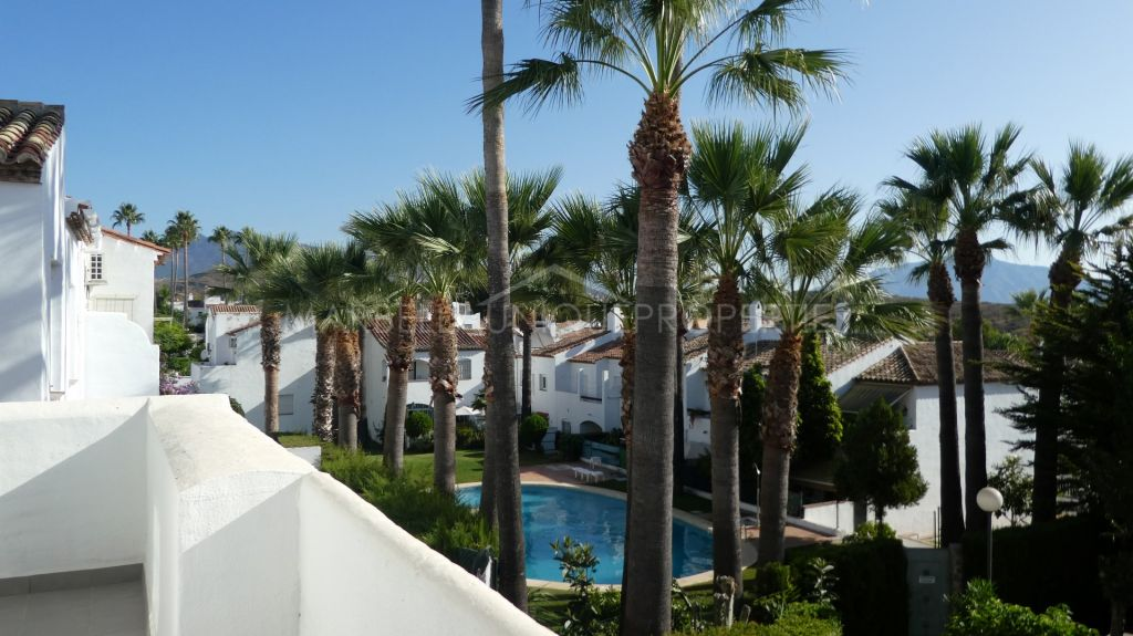 A modern style refurbished townhouse in Bel Air, Estepona