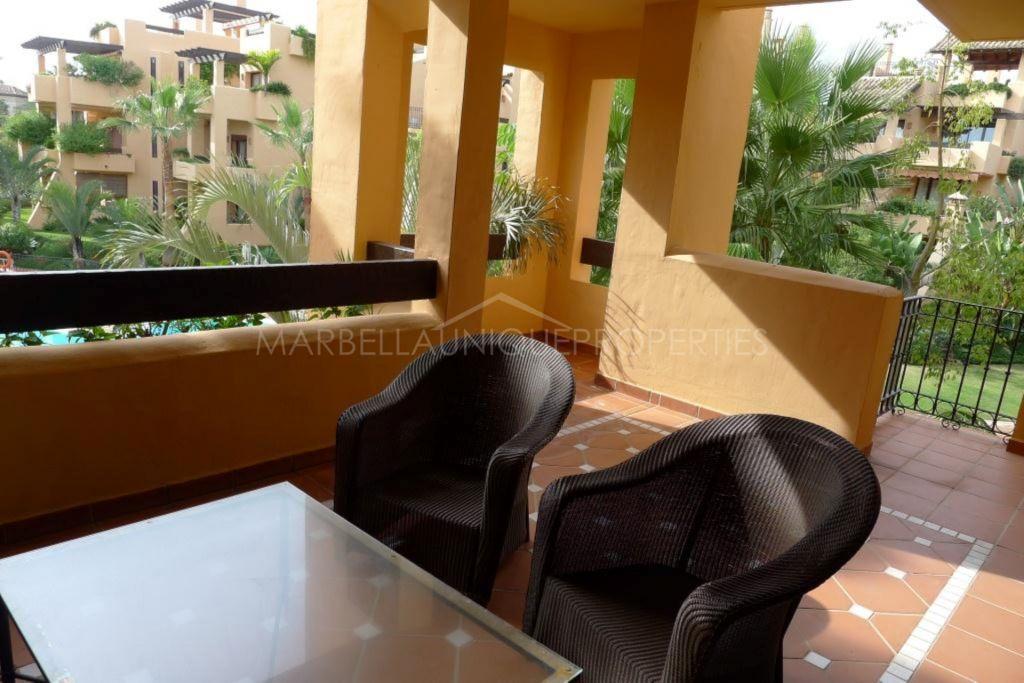 Apartmento de 3 dormitorio lado playa en San Pedro Playa