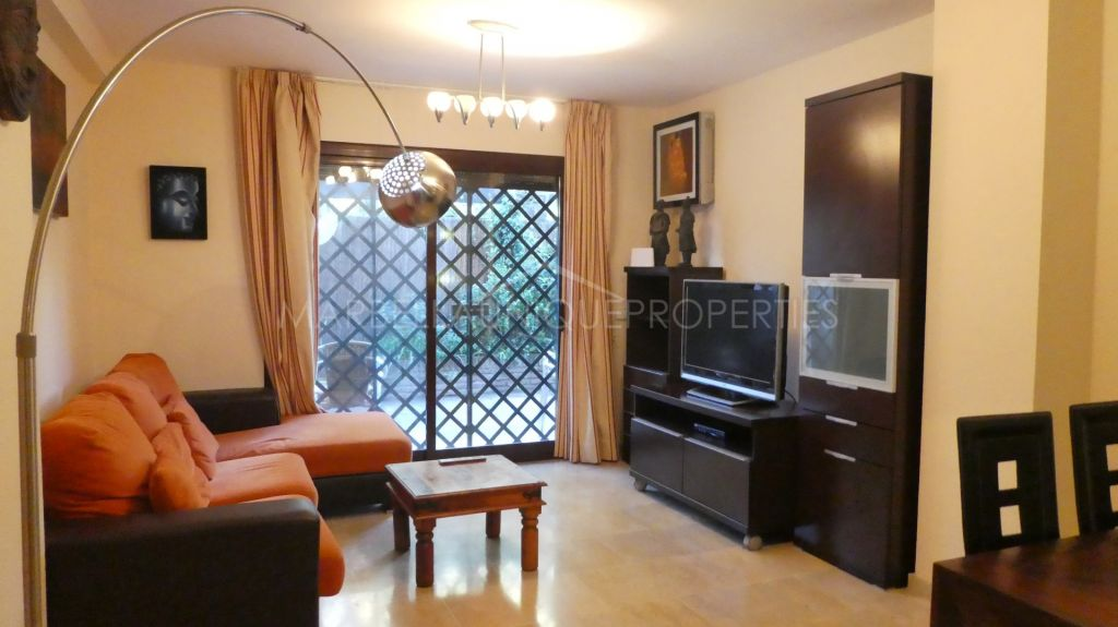 2 bedroom ground floor apartment on the Golden Mile