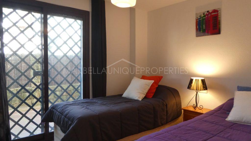 2 bedroom ground floor apartment on the Golden Mile