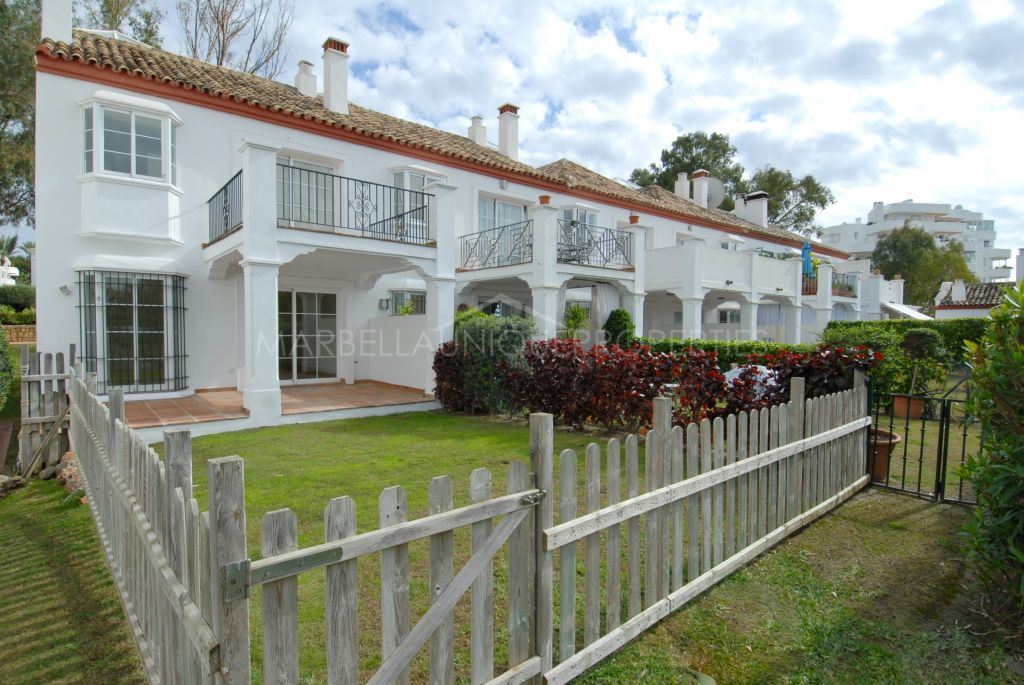 Beautiful 3 bedroom townhouse in Guadalmina Alta