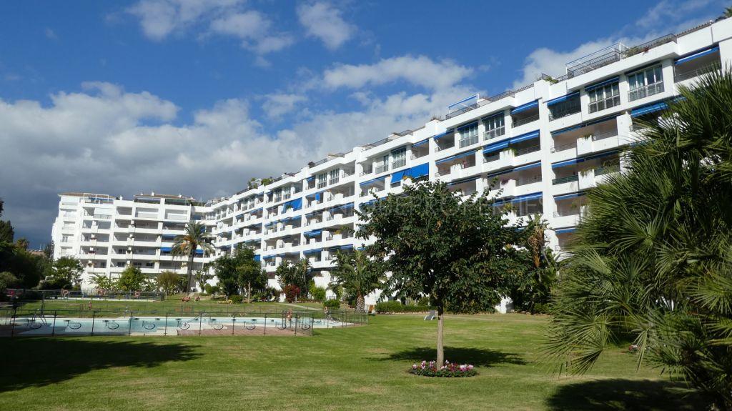 Apartment for rent in Marbella - Puerto Banus