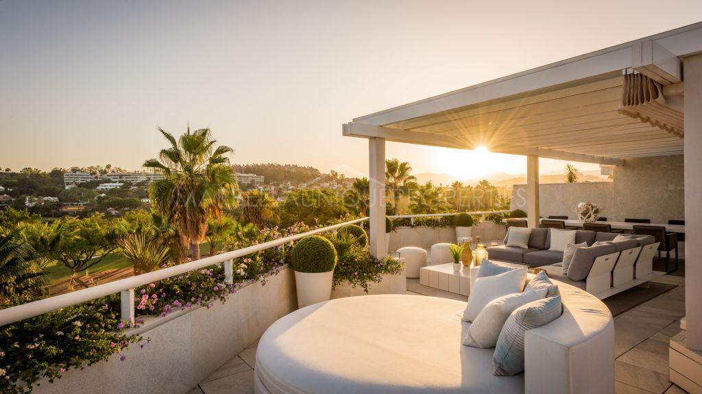 Stunning duplex penthouse in Los Granados Golf