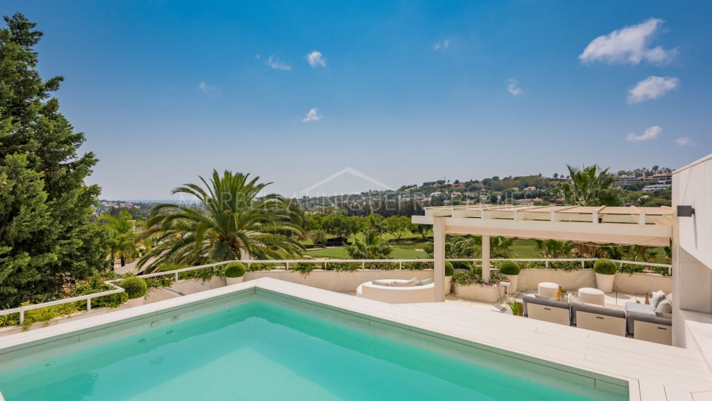 Duplex Penthouse en vente à Los Granados Golf, Marbella