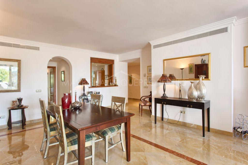A 2 bedroom luxury ground floor apartment in La Quinta