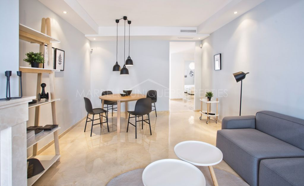 appartement rez de chauss e en vente aloha real marbella. Black Bedroom Furniture Sets. Home Design Ideas