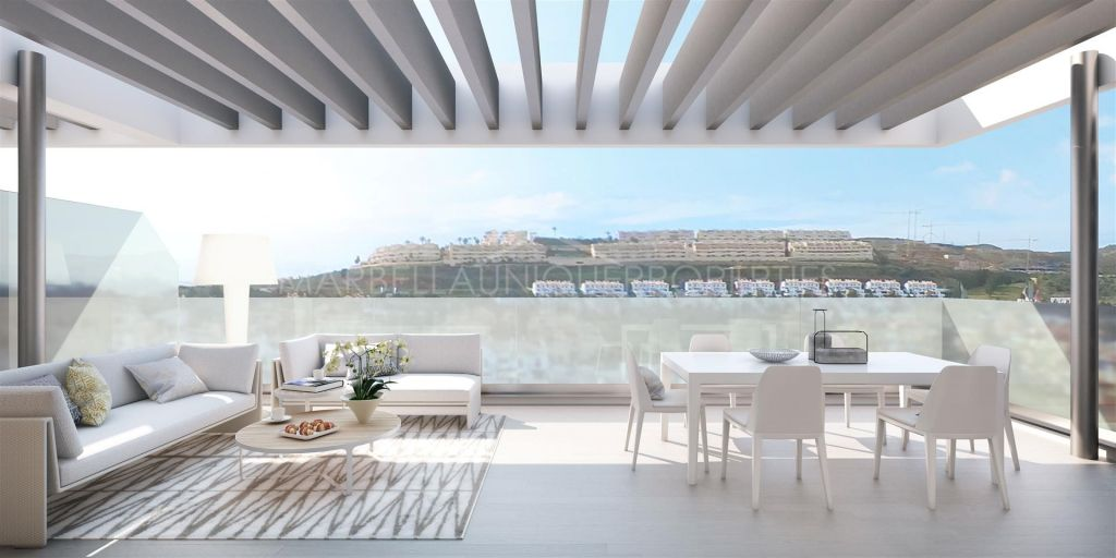 Beatiful brand new duplex penthouse in La Cala de Mijias
