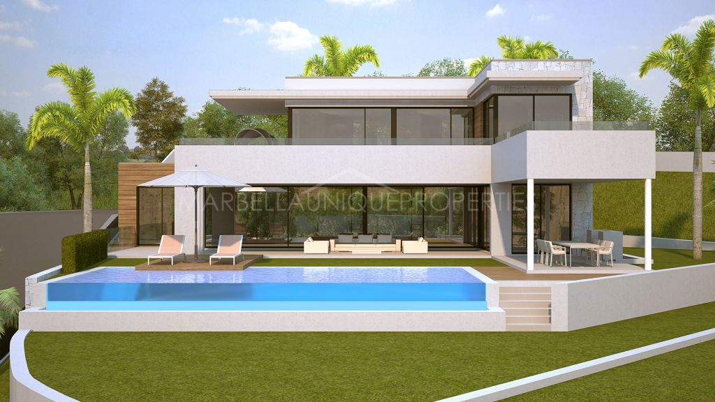A fantastic plot, possible with villa project in La Alquería