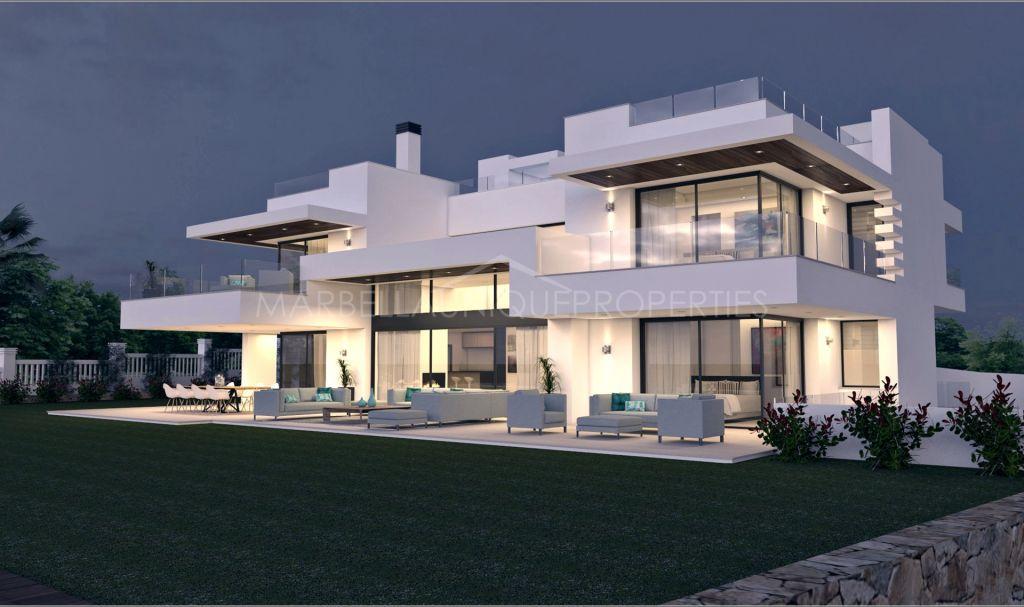 Brand new exclusive villa for sale at Guadalmina Baja