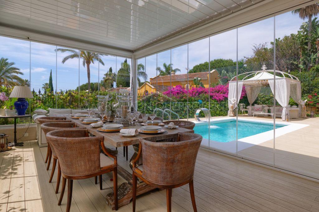 Charming family villa in the heart of Nagüeles