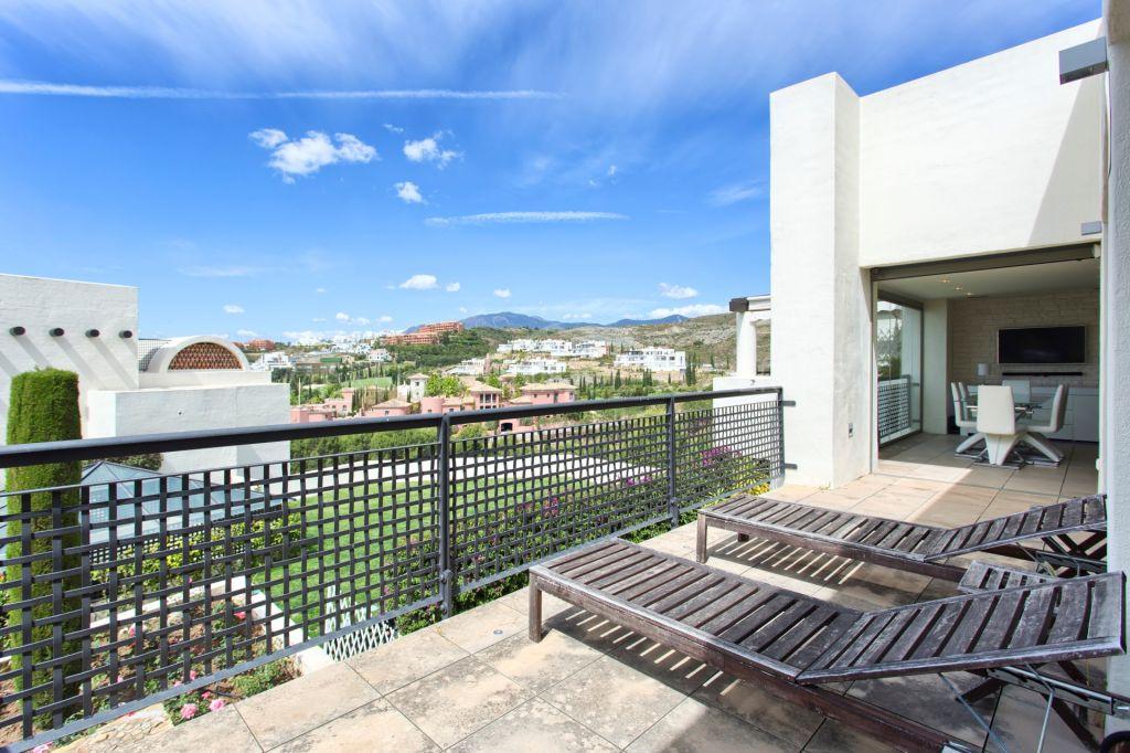 2 bedroom modern apartment in Tee , Los Flamingos