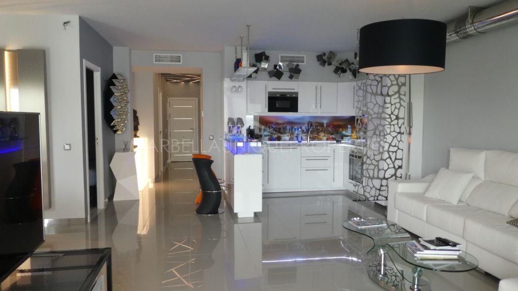 Exclusive 3 bedrooms apartment in Puerto Banús
