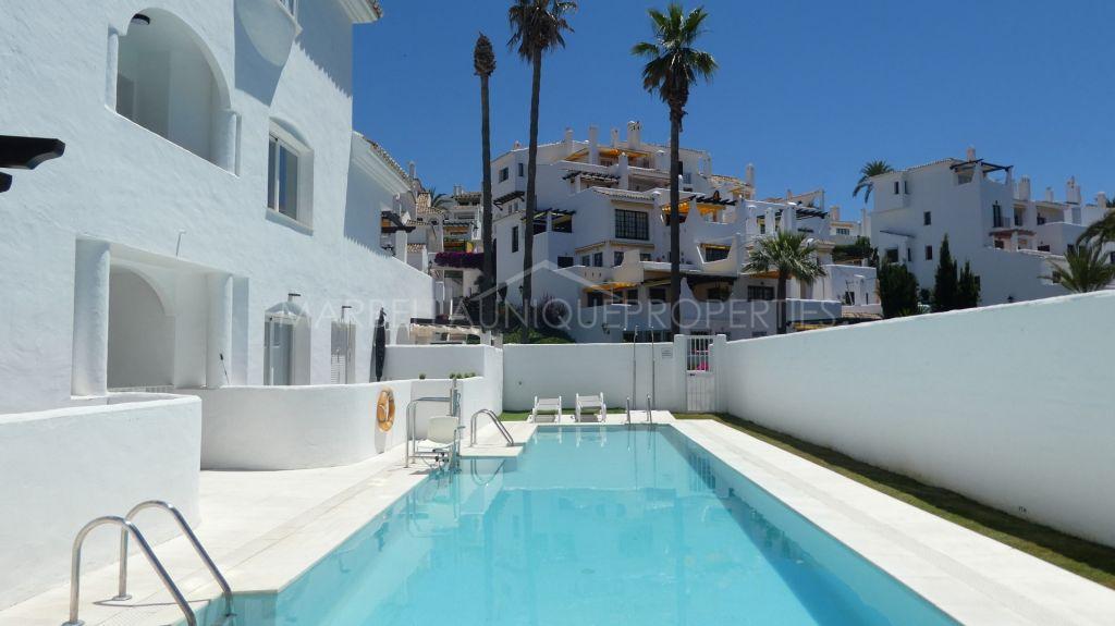 Ground Floor Apartment for rent in Nueva Andalucia