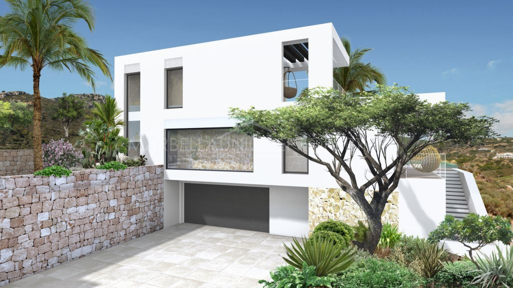 Exclusive 4 bedroom design villa in Monte Mayor Country Club, Benahavís