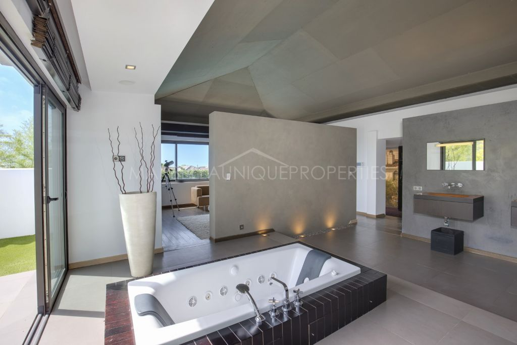 A contemporary 6 bedroom villa in Playa del Sol, Estepona, The New Golden Mile
