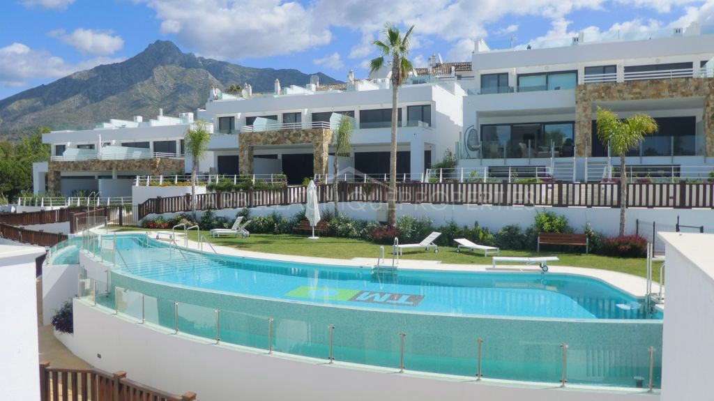 Brand new 3 bedroom townhouse in Marbella Senses