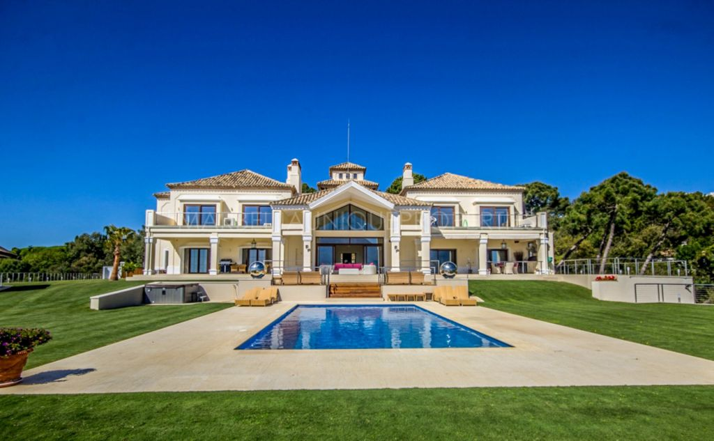 Luxury 7 bedroom villa in La Zagaleta, Benahavis
