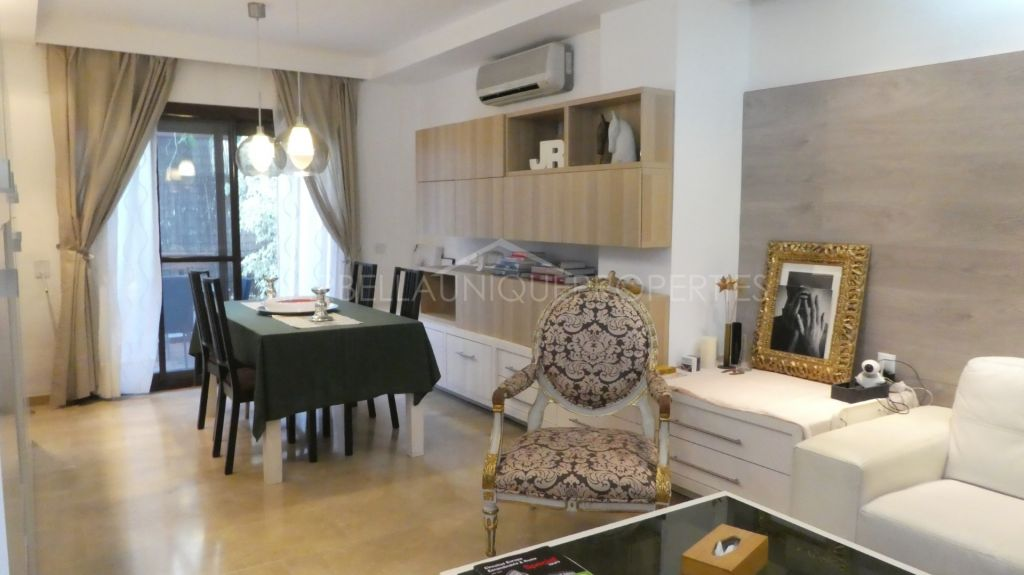 A charming 2-bedroom apartment on Marbella's Golden Mile