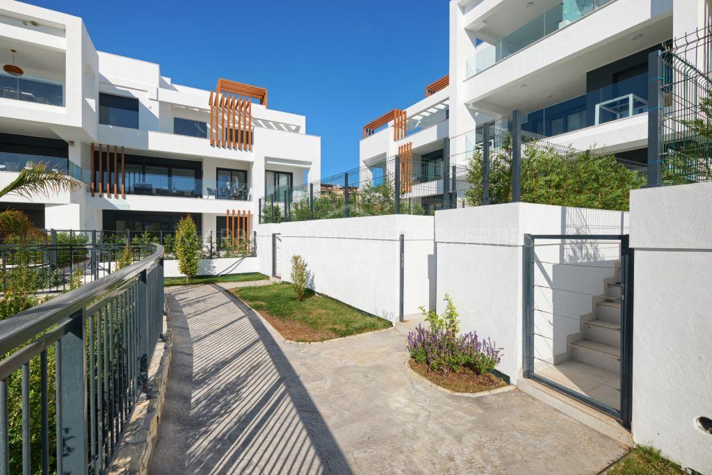 2 bedroom ground floor apartment in Los Miradores del Sol