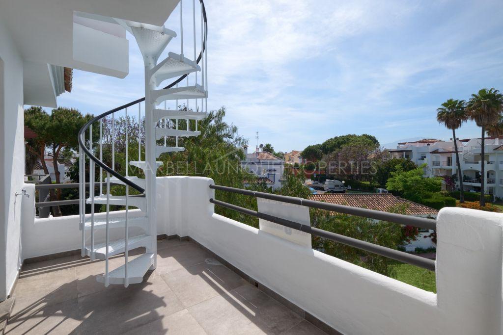 2-bedroom beachside penthouse in Sun Beach, New Golden Mile