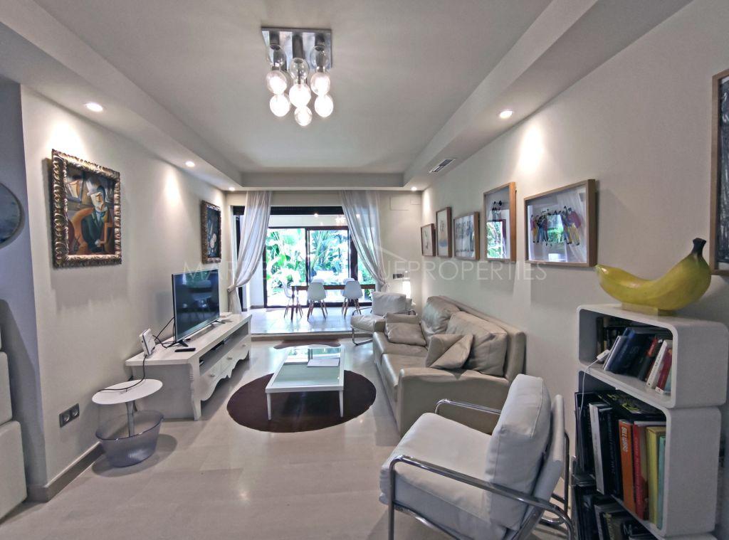 2 bedroom ground floor apartment in Medina De Banus