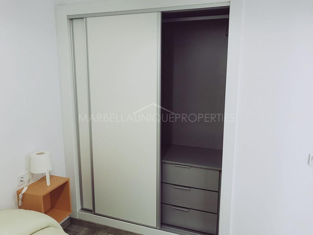 Ideal ground floor beachside apartment in Cortijo Blanco