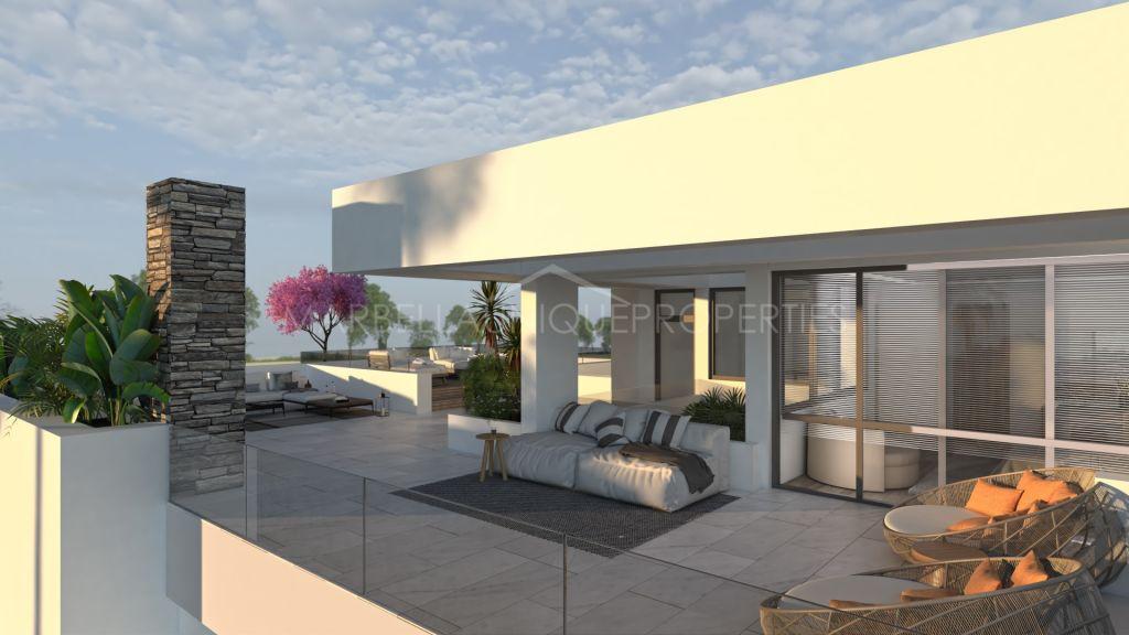 Brand new luxurious 5 bedroom villa in Nueva Andalucia