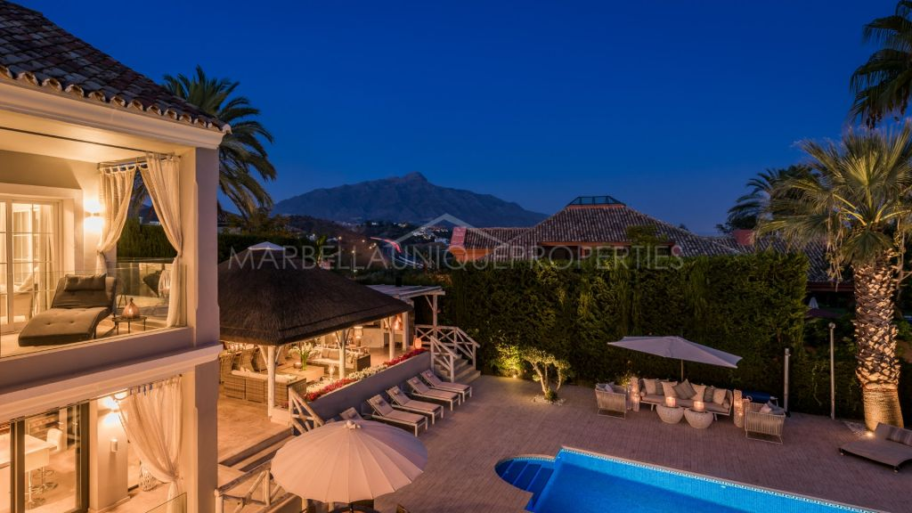 Fully refurbished 5 bedroom La Quinta villa