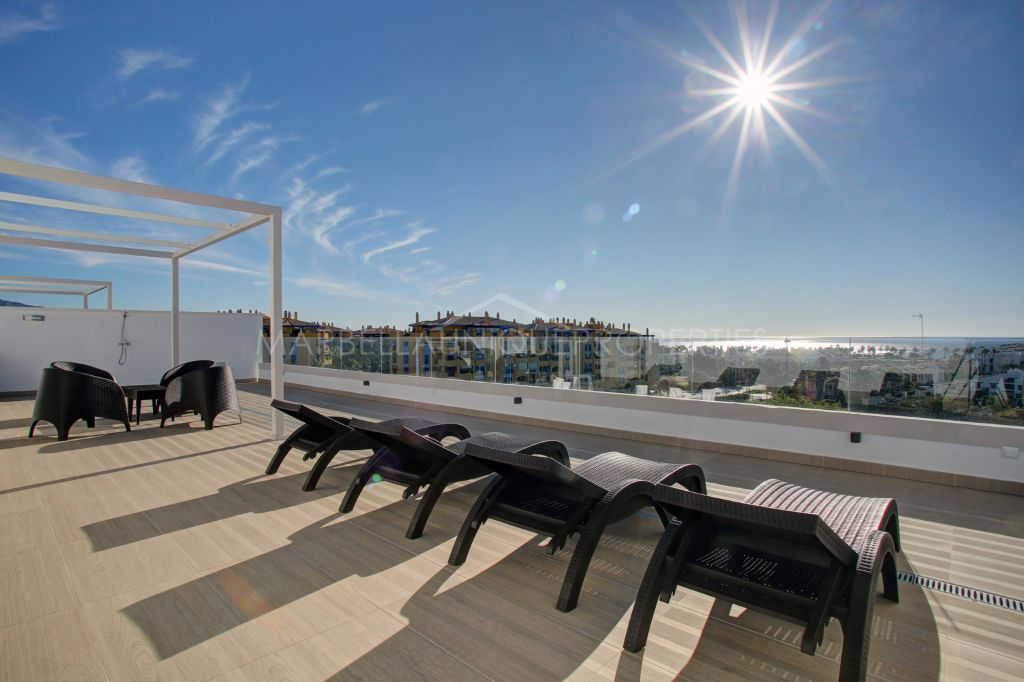Wonderful 3 bedroom duplex penthouse in San Pedro