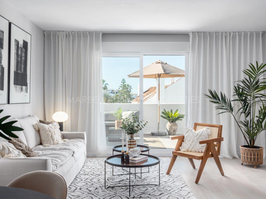 Recently renovated 3 bedroom apartment in El Dorado