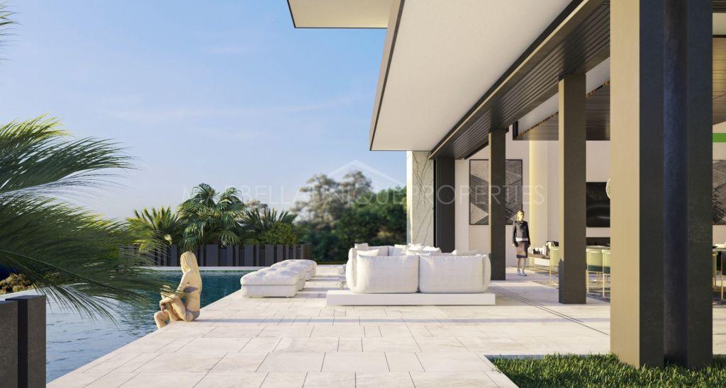 A unique luxurious villa in La Zagaleta