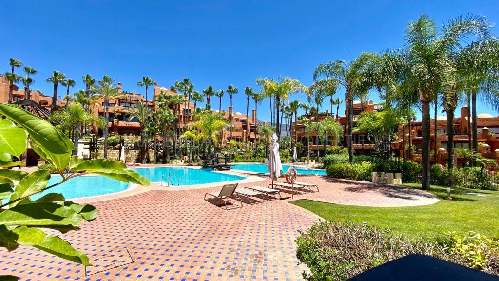 Penthouse duplex  à louer à  Marbella - Puerto Banus