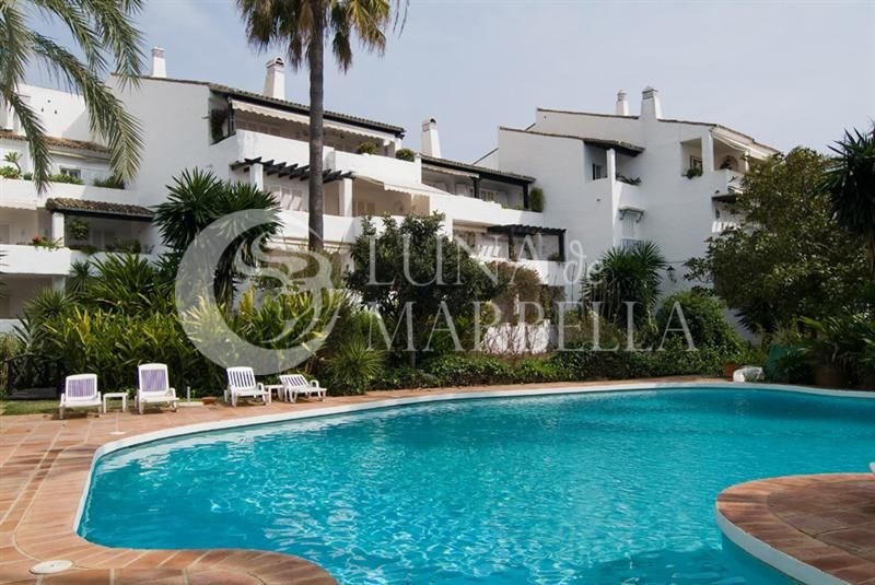 Duplex for sale in Marbella Golden Mile