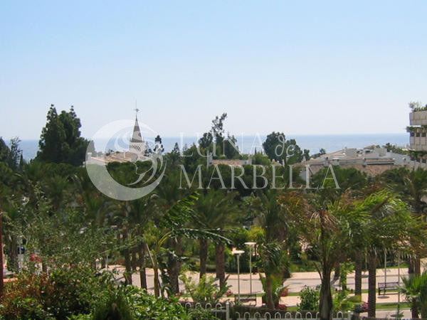Apartment for rent in Balcones de Puente Romano, Marbella Golden Mile