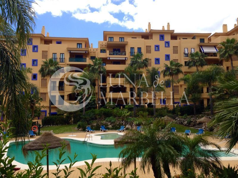 Ground Floor Apartment for rent in San Pedro Playa, San Pedro de Alcantara